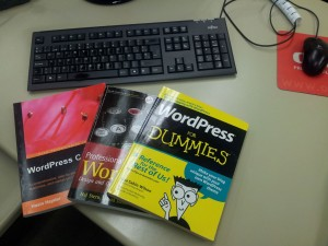 Libros sobre WordPress