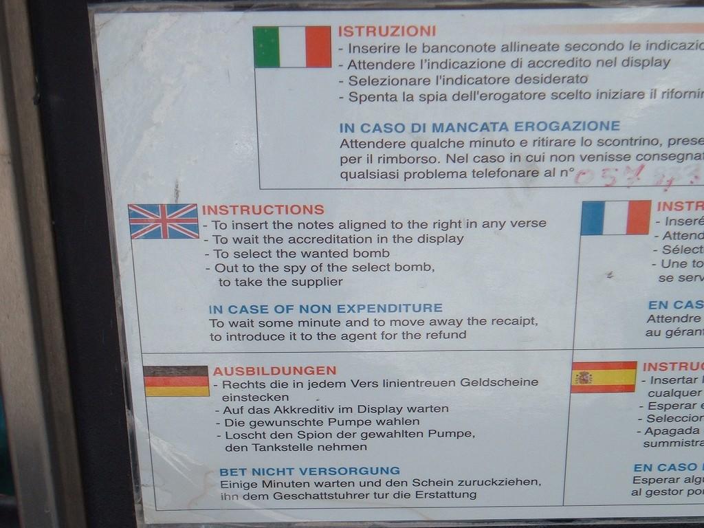 Lost in translation..., de fatuousplatitudes, en Flickr