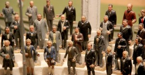 Collection of Presidents, de Curious Expeditions, en Flickr
