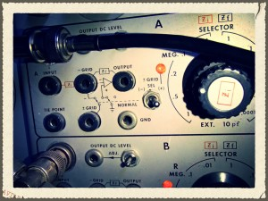 Tektronix Type O Operational Amplifier Plugin Detail, de snigfargle, en Flickr