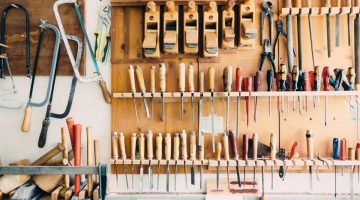 Más herramientas de carpintería