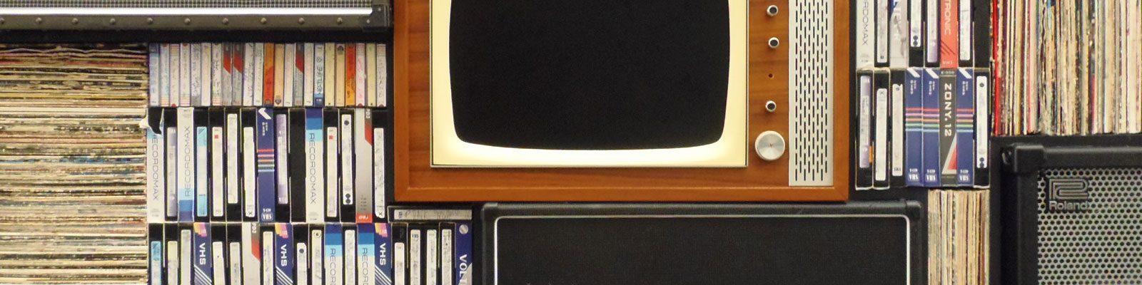 Televisión y vídeos