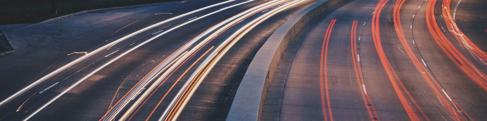 Autopista nocturna