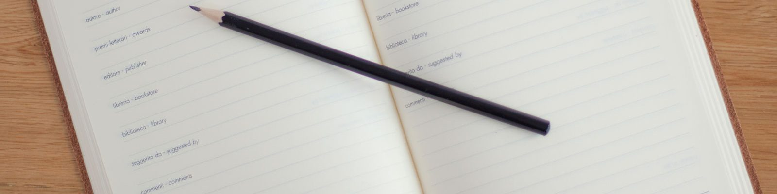 Cuaderno de citas