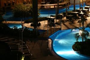 Hotel nocturno
