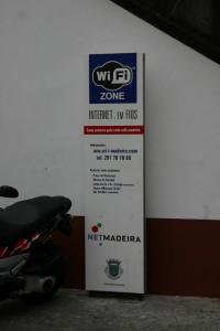 Zona WiFi en Madeira